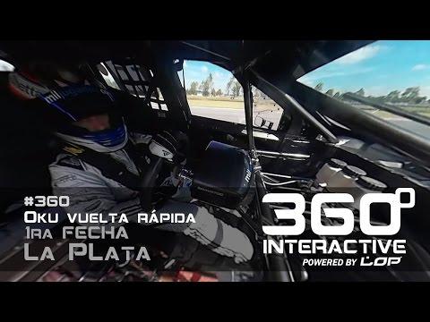 TN 360º: Oku en La Plata