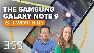 Galaxy Note 9: Is it really worth it? (The 3:59, Ep. 444) - CNETTV