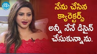 I Design Myself for all My Characters in Serials - Actress Rishika | Soap Stars with Anitha #52 - IDREAMMOVIES