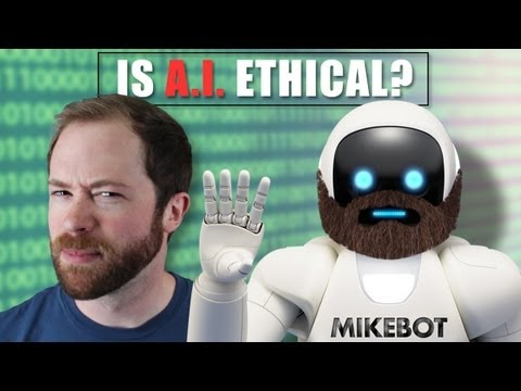 Is Developing Artificial Intelligence (AI) Ethical? | Idea Channel | PBS