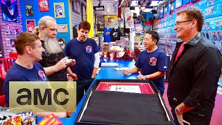 Talked About Scene: Episode 407: Comic Book Men: Turtle Time - AMC