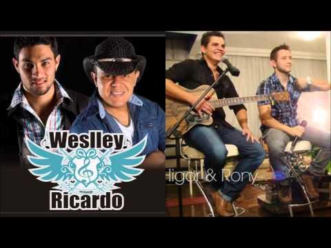 Vem ni mim Perereca (Funknejo) - Weslley & Ricardo -Part. Higor & Rone