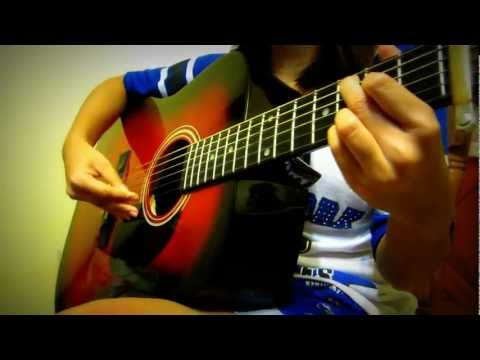Guitar cover : Vanessa carlton- thousand miles