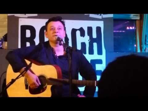 James Dean Bradfield - Manic Street Preachers Acoustic - Rough Trade East, London 6th November 2011