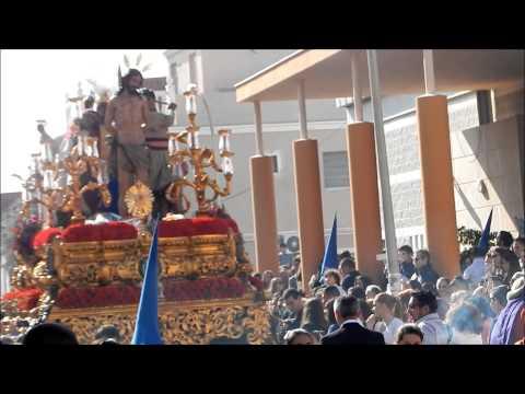 Semana Santa La Linea 2014 - Flagelacion Salida