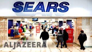 Thousands jobless as Canadian retailer Sears closes over bankruptcy - ALJAZEERAENGLISH