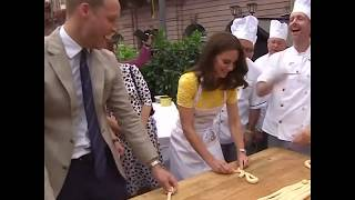 UK Royals Make Pretzels - VOAVIDEO
