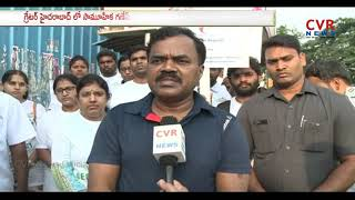 Face To Face With GHMC Commissioner Dana Kishore Over Ganesh Immersion In Hyderabad | CVR NEWS - CVRNEWSOFFICIAL