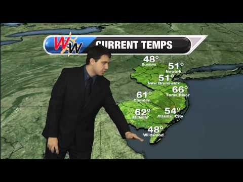 March 26, 2015 Afternoon Forecast