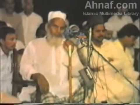 Blind Imam   Qari Haneef Multani 3OF6