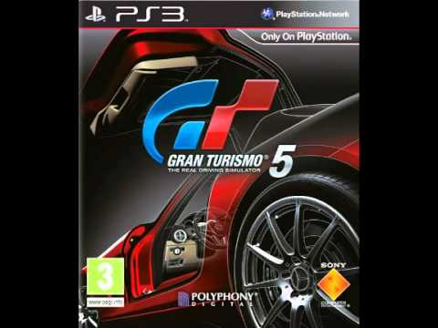 Gran Turismo 5 - Masahiro Andoh - Moon Over The Castle (GT5 Version)