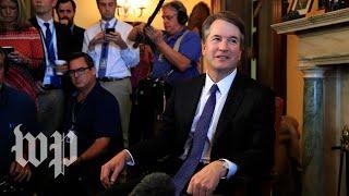 Democrats' fractured arguments against Supreme Court nominee Brett Kavanaugh - WASHINGTONPOST