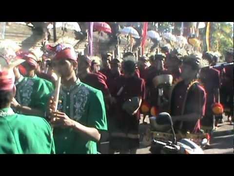 Sekehe Gong Gita Kumara Shanti Br. Kubur Ketewel in action