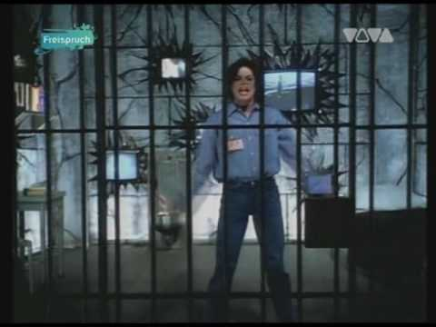 Michael Jackson - They Don't Care About Us (Official Prison Version)