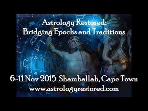 Astrology Restored 2015: Rob Hand's summary