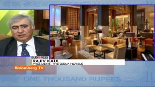 "In Business- ""Indian Hotel Business Growth Driven By Domestic Demand"" - BLOOMBERGUTV"
