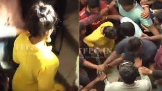 Actress Madhavi Latha Came To Film Chamber To Support Pawan Kalyan    TFPC - TFPC