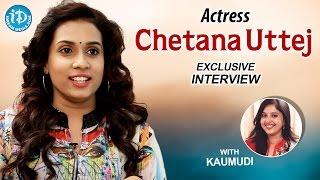Actress Chetana Uttej Exclusive Interview || #Pichiganachav || Talking Movies With iDream #307 - IDREAMMOVIES