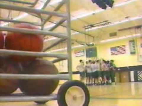 West High Basketball 1995-96 TV Highlights