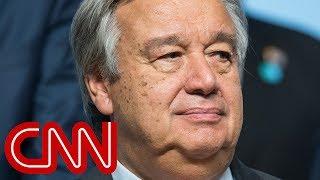 UN chief on Trump's Jersualem move, North Korea - CNN