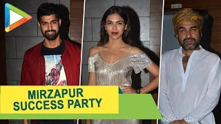 CHECK OUT: Mirzapur success party - HUNGAMA