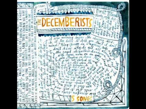 The Decemberists - Shiny