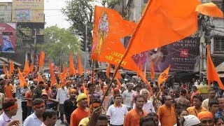 VHP's mega push for Temple; Mandir March for Ram or votes? - NEWSXLIVE