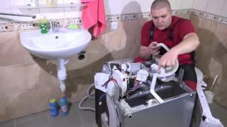 Ремонт посудомоечной машины Bosch (часть 2)