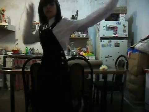 Ryuka - Junjou☆Fighter - INTERRUPTED dance practice for my dog x-x