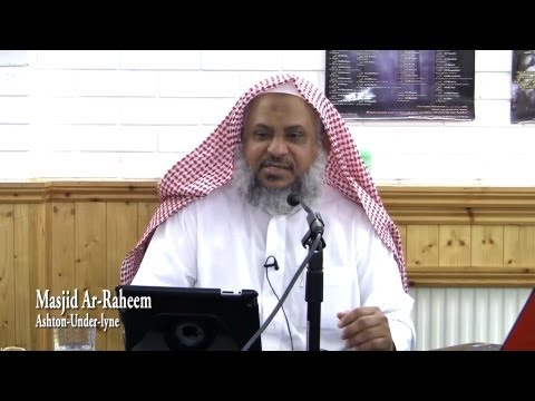 Manners & Character of the Muslims - Shaykh Muhammad Al Maliki