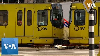Dutch Police Searching for Gunman in Tram Shooting - VOAVIDEO