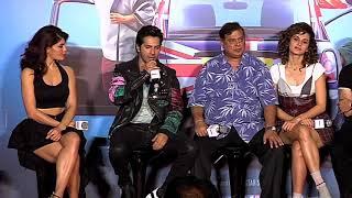 Varun Dhawan OPENS UP On Nepotism & IIFA CONTROVERSY | Judwaa 2 Trailer Launch - HUNGAMA