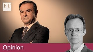 Allegations against Ghosn teach a lesson to executives - FINANCIALTIMESVIDEOS