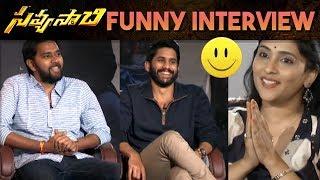 Savyasachi Movie Team special interview | Naga Chaitanya | MM Keeravani | Chandoo Mondeti - IGTELUGU