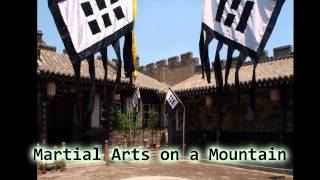 Royalty FreeAction:Martial Arts on a Mountain