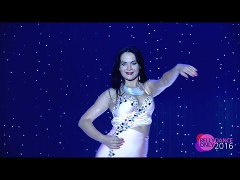 Belly Dancer Viktoriia Krutskikh - Kan Ya Makan