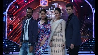 Kareena on 'Jhalak Dikhhla Jaa' sets - IANSINDIA