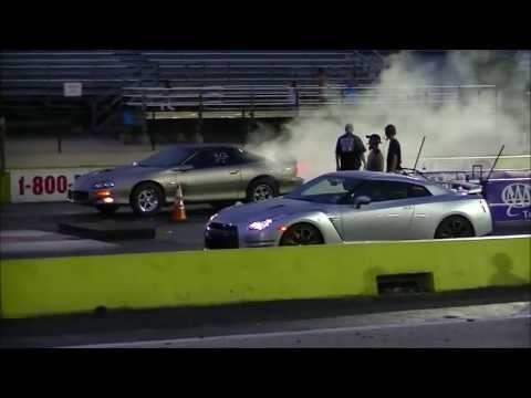 GTR Gets Spanked by STREET CAMARO