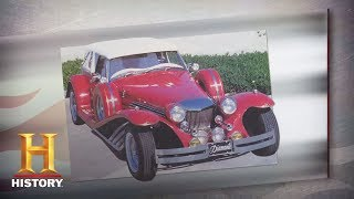 Counting Cars: Checking Out a Rare Diamonte (Season 7, Episode 2) | History - HISTORYCHANNEL