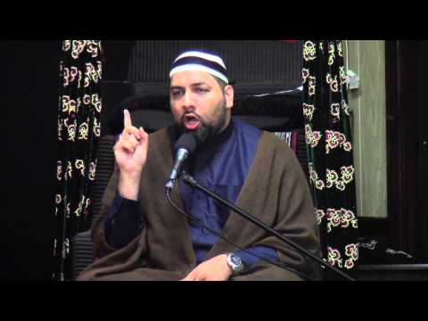 Moulana Syed Asad Jafri - The Islamic Family - Ramazan 7, 1435 - 7/5/14