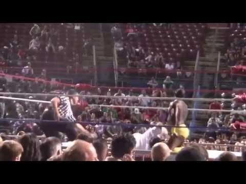 Dan De Man vs Joe Ausanio @NEW Wrestling