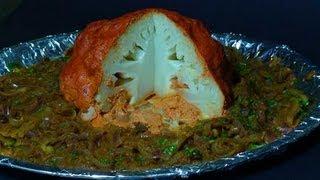 Spicy Tandoori Cauliflower ..