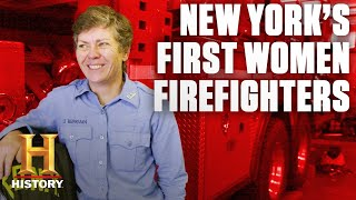 Brenda Berkman: Pioneering Woman Firefighter | History - HISTORYCHANNEL