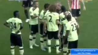 Sunderland vs Newcastle 1-1 Match Highlights Goals 21/10/2012 HD fifa12 Demba Ba Own Goal