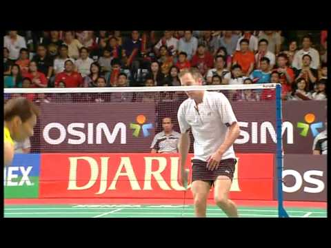 Finals - Lee Chong Wei vs. Peter Hoeg Gade - Djarum Indonesia Open 2011