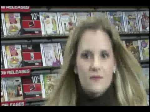 Funny Video Gamestop Training
