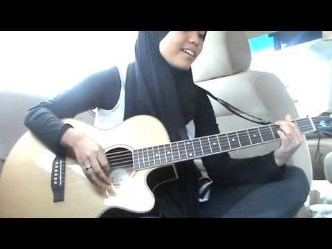 Aishiteru [menunggu] (cover) - NajwaLatif