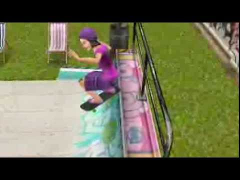 Sims FreePlay - Preteen Girl Can Rock [Preteen Video]