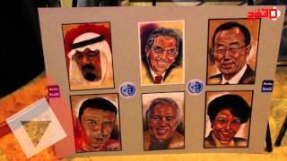 يوم «التكريم العربي» يكرم نخبة من الرموز العربية