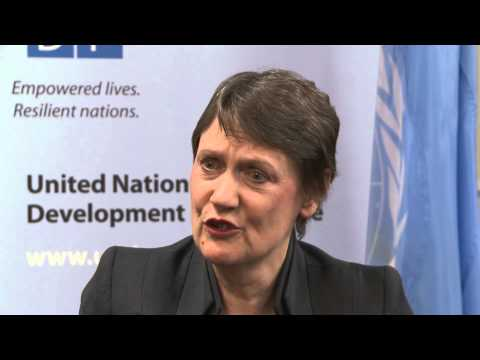 Helen Clark's Interview on Violence Against Women